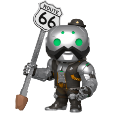 Overwatch - B.O.B. 6 Inch Super Sized Pop! Vinyl Figure