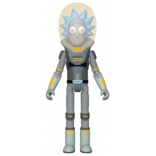 Rick and Morty - Rick Space Suit Action Figure