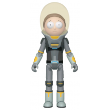 Rick and Morty - Morty Space Suit Action Figure