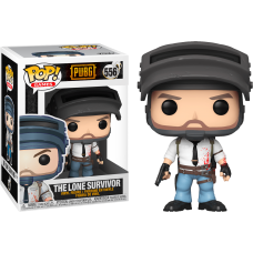 PlayerUnknown's Battlegrounds - Lone Survivor Pop! Vinyl Figure