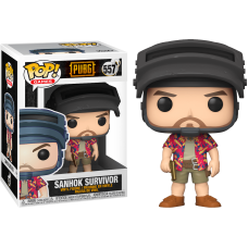 PlayerUnknown's Battlegrounds - Sanhok Survivor Pop! Vinyl Figure