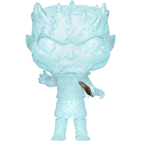 Game of Thrones - Crystal Night King with Dagger Pop! Vinyl Figure