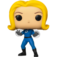 Fantastic Four - Invisible Girl Pop! Vinyl Figure