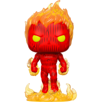 Fantastic Four - Human Torch Pop! Vinyl Figure