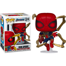 Avengers 4: Endgame - Iron Spider with Nano Gauntlet Pop! Vinyl Figure