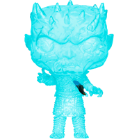 Game of Thrones - Crystal Night King with Dagger Glow in the Dark Pop! Vinyl Figure