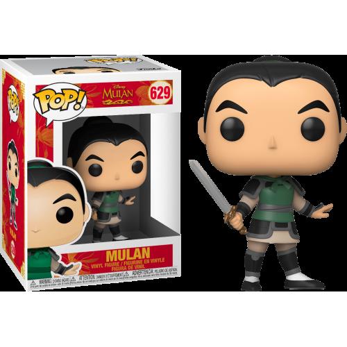 Mulan - Mulan as Ping Pop! Vinyl Figure