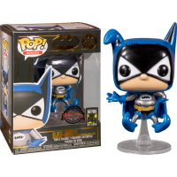 Batman - Bat-Mite First Appearance 80th Anniversary Metallic Pop! Vinyl Figure