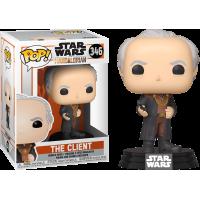 Star Wars: The Mandalorian - The Client Pop! Vinyl Figure