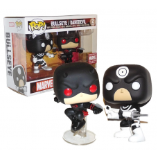 Daredevil - Bullseye and Daredevil Pop! Vinyl Figure 2-Pack (MCC Exclusive)