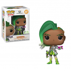 Overwatch - Sombra (Glitch) Pop! Vinyl Figure (2019 Spring Convention Exclusive)