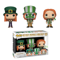 Harry Potter - Fred, George and Ginny 3-Pack Pop! Vinyl Figures (2019 Spring Convention Exclusive)