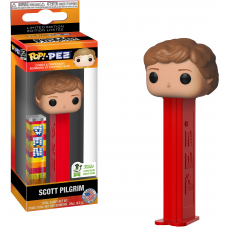 Scott Pilgrim vs. the World - Scott Pilgrim Pop! Pez Figure (2019 Spring Convention Exclusive)