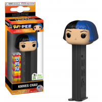 Scott Pilgrim vs. the World - Knives Chau Pop! Pez Figure (2019 Spring Convention Exclusive)