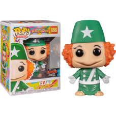 H. R. PufnStuf - Clang Pop! Vinyl Figure (2019 Fall Convention Exclusive)