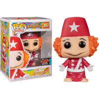 H. R. PufnStuf - Cling Pop! Vinyl Figure (2019 Fall Convention Exclusive)