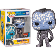 Doctor Who - Tzim-Sha Pop! Vinyl Figure (2019 Fall Convention Exclusive)