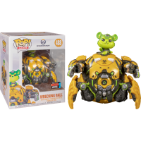 Overwatch - Biohazard Wrecking Ball 6 Inch Super Sized Pop! Vinyl Figure (2019 Fall Convention Exclusive)