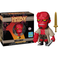 Hellboy - Hellboy 5 Star 4 inch Vinyl Figure (2019 Summer Convention Exclusive)