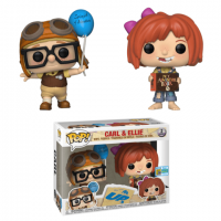 Up - Carl and Ellie Pop! Vinyl Figure 2-Pack (2019 Summer Convention Exclusive)