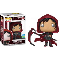 RWBY - Ruby Rose Pop! Vinyl Figure (2019 Summer Convention Exclusive)