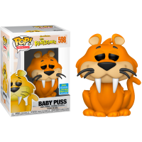The Flintstones - Baby Puss Pop! Vinyl Figure (2019 Summer Convention Exclusive)