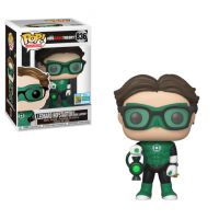 The Big Bang Theory - Leonard as Green Lantern Pop! Vinyl Figure (2019 Summer Convention Exclusive)