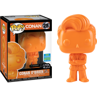 Conan - Orange Conan O'Brien Pop! Vinyl Figure (2019 Summer Convention Exclusive)