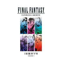 Final Fantasy - Ultimania Archive Volume 01 Hardcover