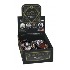 Game of Thrones - Buttons series 02 (CDU of 200)