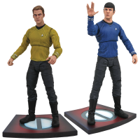 Star Trek: Into Darkness - Series 1 7 inch Action Figure Assortment (Set of 2)