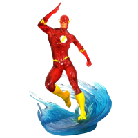 The Flash - The Flash Speed Force Edition DC Gallery 9 Inch PVC Diorama Statue