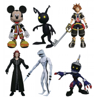 Kingdom Hearts - Series 01 Action Figure Assortment