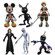 Kingdom Hearts - Series 01 Action Figure Assortment
