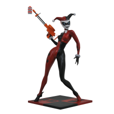 Batman: The Animated Series - Harley Quinn DC Premier Collection 12 inch Statue
