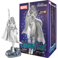X-Men - White Queen Emma Frost Marvel Gallery 9 Inch PVC Diorama Statue