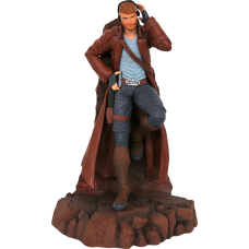 Guardians of the Galaxy - Star-Lord Comic Marvel Gallery 9 Inch PVC Diorama Statue