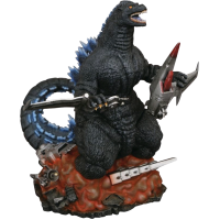 Godzilla (1993) - Godzilla Gallery 11 Inch Deluxe PVC Diorama Statue