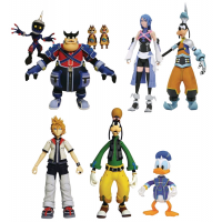 Kingdom Hearts - Series 02 Action Figure Assortment