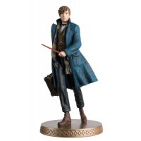 Fantastic Beasts 2 The Crimes of Grindelwald - Newt Scamander 1:16 Figure & Magazine