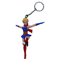 DC Bombshells - Supergirl Keychain