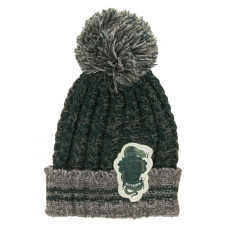 Harry Potter - Slytherin Heathered Pom Pom Beanie