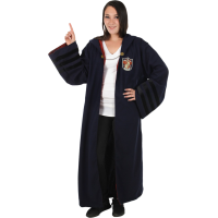 Fantastic Beasts 2: The Crimes of Grindelwald - Gryffindor Vintage Hogwarts Robe Adult Costume Replica (One Size Fits Most)
