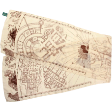 Harry Potter - Marauder's Map Scarf