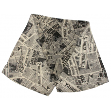 Harry Potter - Daily Prophet Newspaper Print Scarf