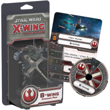 Star Wars - X-Wing Miniatures Game - B-Wing Expansion