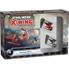 Star Wars - X-Wing Minatures Game - Imperial Aces Expansio