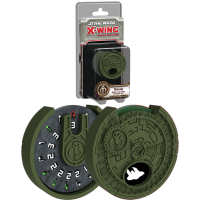 Star Wars - X-Wing Game Scum Dial Upgrade Kit