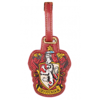 Harry Potter - Gryffindor Luggage Tag (HMB)
