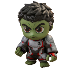 Avengers 4: Endgame - Hulk Team Suit Cosbaby 3.75 inch Hot Toys Bobble-Head Figure